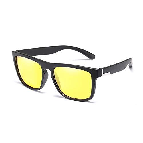 NJJX Gafas De Sol Polarizadas Clásicas Para Hombre Con Revestimiento De Espejo Vintage, Gafas De Sol Para Conducir, Gafas 06