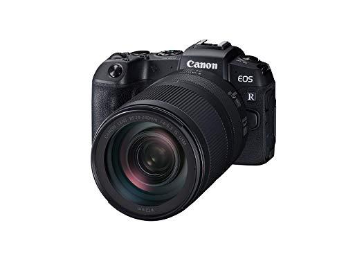 Canon EOS RP Full-Frame Mirrorless Interchangeable Lens Camera + RF24-240mm F4-6.3 is USM Lens Kit (Renewed)