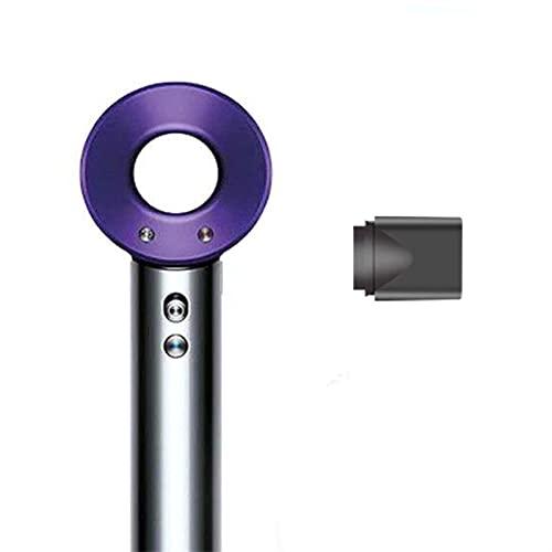 SHIXIMAO Secador de Pelo Strong Power Secadores de soplado iónico Peluquería eléctrica Equipo de peluquería Pelo Modelado (Color : Purple, Size : 2l)