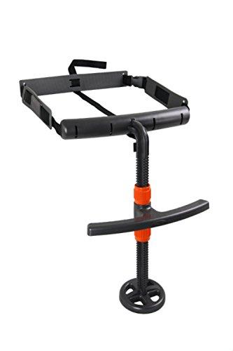 Kinderautositz Und Kindersitzerhöhungen Fußstütze Footup, Von 3 Bis 11 Jahren, Bis Zu 36 kg, Patentiert, Crash-Getestet