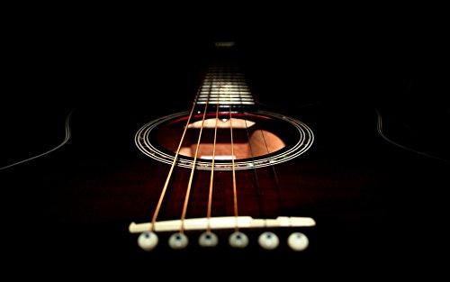 Curso Basico De Guitarra Acustica: Curso de guitarra acustica