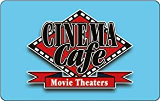 Cinema Cafe Gift Card