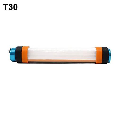 NICEJW Camping Laterne, 6 Modi USB Wiederaufladbar Wasserdicht Tragbar Magnetisch Anti-Moskito LED Zelt Licht Laterne Für Camping, Familiennotfall, Outdoor Pathfinder, Reiten, Angeln Eine Farbe T30