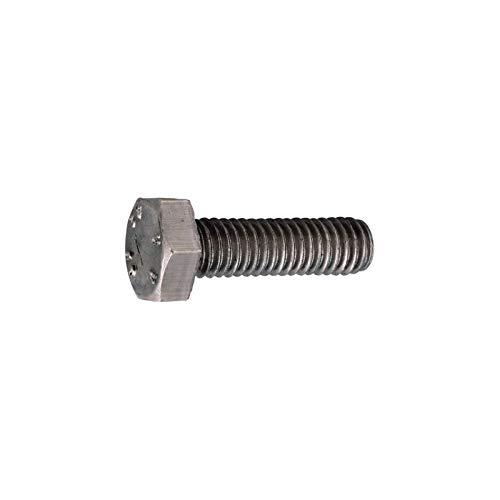 Vis métaux tête hexagonal - Ø 4 mm - 30 mm - Inox - Boîte de 200 pièces - Acton