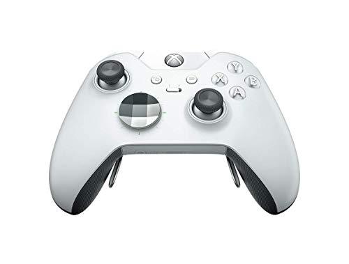 Xbox Elite Wireless Controller – White Special Edition (Renewed)