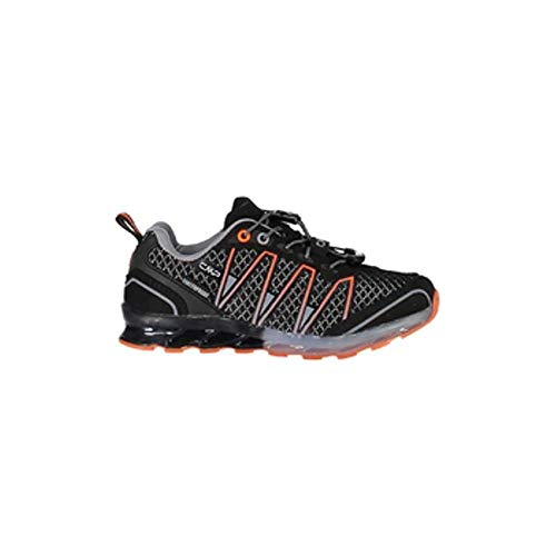 CMP Laufschuhe Sportschuhe Kids ALTAK Trail Shoes WP SCHWARZ UNIFARBEN
