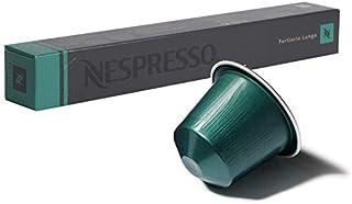 طقم كبسولات قهوة فورتيسو لنجو لنجو 10 قطع من نسبرسو 7834