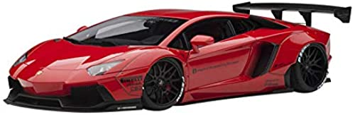Liberty 79108 Walk LB-Works Lamborghini Aventador (rot) (cmposit , 1 18 Autoart