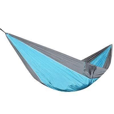 Hamac matériau en Nylon, imperméable, Durable et sans Danger pour Les Adultes, intérieur et extérieur Couchage Pistes de lit Moelleux