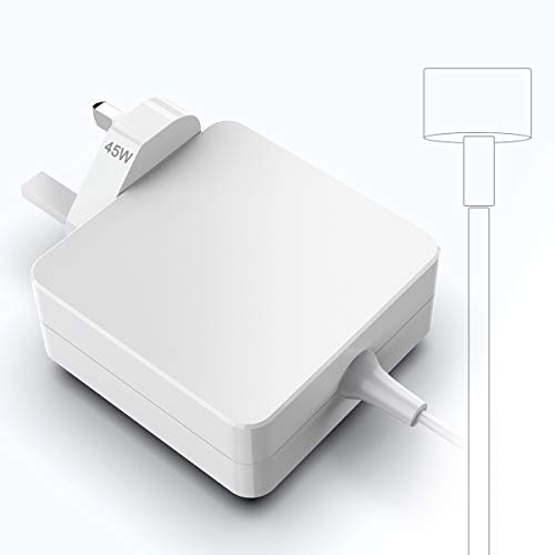 Mac Book Air Charger, Replacement 45W T-Tip Power Adapter Charger Compatible with Mac Book Air 11 inch and 13 inch After Mid 2012
