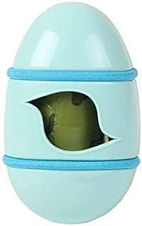 Agoodname Dog Poop Bag Holder - Garbage Bags + Poop Bag Holder Portable Pick-up Dispenser Egg Type with Pet Bags for Dogs Cat Pet Litter Supplies