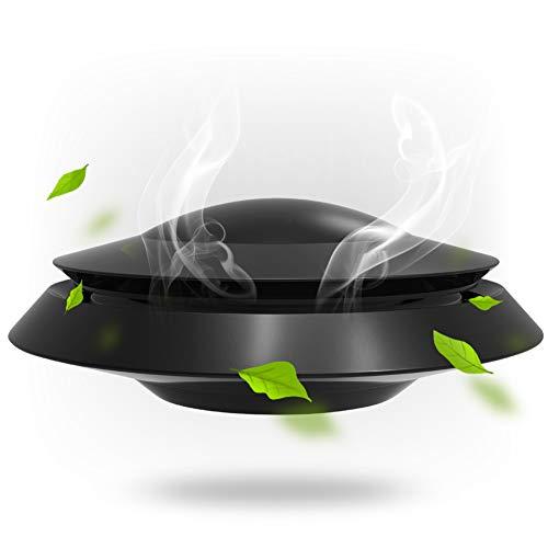 Ambientador Aire Coche, Purificador Aire Coche, Difusor de Coche - Alsterplus Aromaterapia Coche con 3 aromas para Viaje, Oficina, Dormitorio, Vehículo - Regalo de cumpleaños - Regalo para mujer