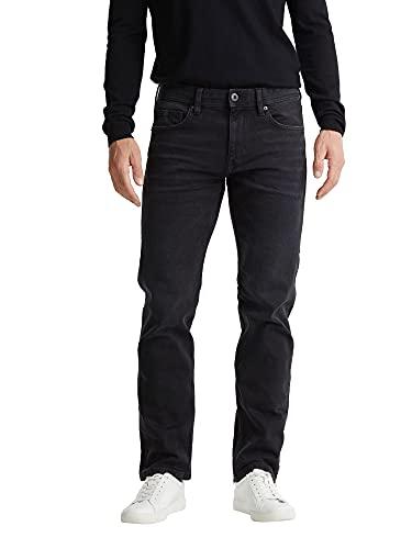 Esprit Herren 990EE2B313 Jeans, 911/BLACK Dark WASH, 32W / 32L