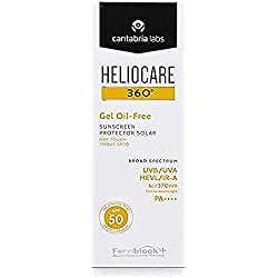 Heliocare 360º Gel Oil-Free SPF 50+