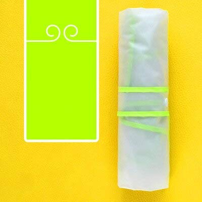 NJSDDB paraplu Draagbare Outdoor Transparant Heldere PVC Regenjas Zomer Mode Waterdichte Hooded Regenjas Poncho XL B2