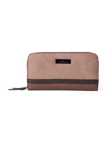 TOM TAILOR Damen Taschen & Geldbörsen Damenbörse Elin braun/brown,OneSize,C029,8000