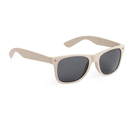 Gafas de sol ecológicas, fabricadas con fibra de bambú, gafas con estilo unisex, gafas de sol para hombre y mujer, gafas estilo retro, clásico