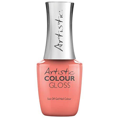 Colección de verano de gel para remojar Artistic Colour Gloss Sofly 2019 - Glow Get It! (2700230) 15 ml