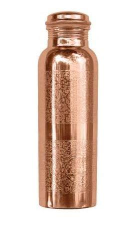 Forrest & Love   Kupferflasche - graviert 0,6l