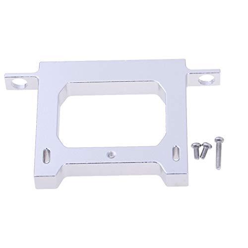 SM SunniMix Protecteur De Pare-Chocs Arrière en Métal pour Accessoires De Camion De Modèle De Voiture De Modèle De WPL B14 B16 B24 B36 JJRC Q60 Q61