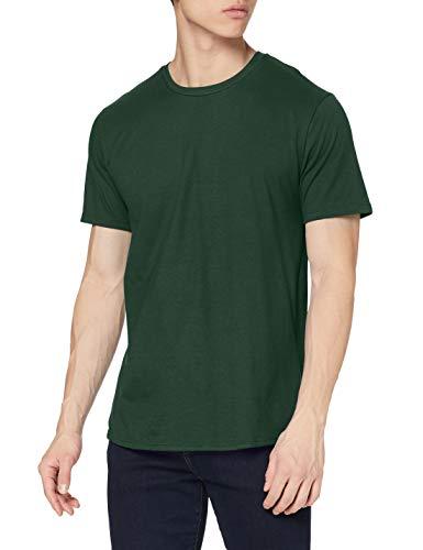 Trigema Herren 639202 T Shirt, Grün (Tanne-c2c 553), XL EU