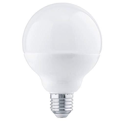 Eglo 11487bombilla Globe G90LED E273000K 12W 1055lumens blanco cálido