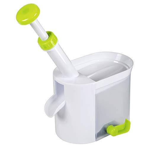 Xavax Dénoyauteur (pour les cerises et les olives, en plastique) Blanc/Vert/Transparent