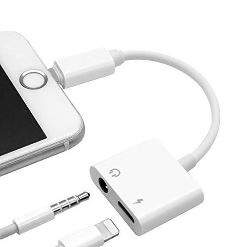 Cdyle Adapter Audio Adapter Headphone Jack Earphone Adapter