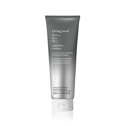 Living Proof PHD Triple Detox Shampoo, 160ml