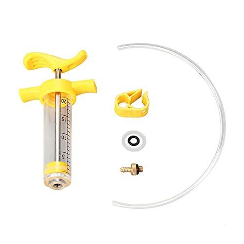 fllyingu Kit de Sangrado Freno Bicicleta Kit de Aceite Mineral Kit de...
