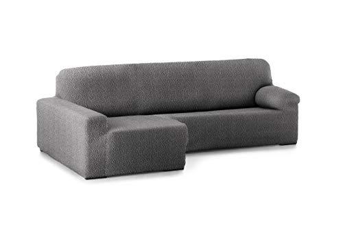 Eysa 3D Funda de sofá, Gris Oscuro, Brazo Largo Izquierda