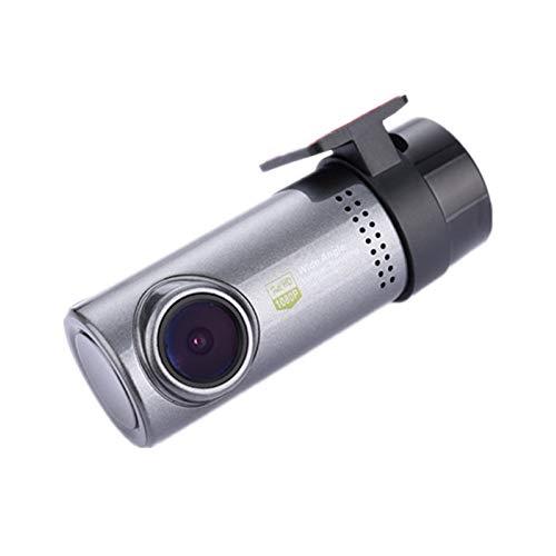 Coche DVR, Mini Cámara De La Rociada De WiFi 1080P USB G-Sensor Videocámara del Registrador De Vídeo De La Cámara DVR del Coche