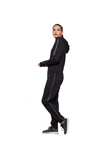 OnePiece Damen Jumpsuit Sprinter, Schwarz (Black) - 2