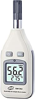 for Tang YI MING TL GM1362 1.45 Inch Screen Digital Humidity & Temperature Meter(White) Messgerät
