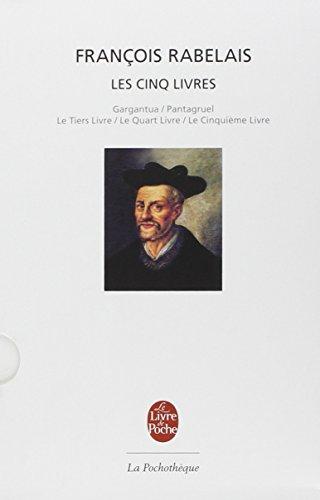 Les Cinq livres (Ldp Litt.Theat.)