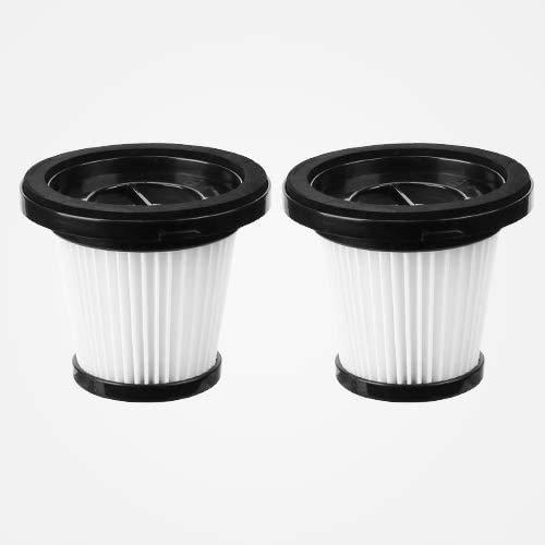 Tocmoc H12 Level Replacement HEPA Filter,Compatible T185/T200 Vacuum Cleaner(2 PCS)