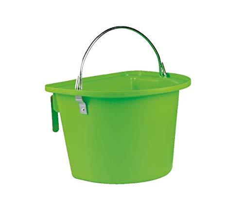 PFIFF–Forro de y Transporter Belén con Ganchos, Color Verde Claro