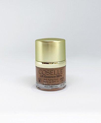 Coselle Anti Aging Fluid Make-up Lift Essence mit LSF 15 für optimale Hautoberflächenglättung, höchste Qualität, ohne Tierversuche, Made in Germany!