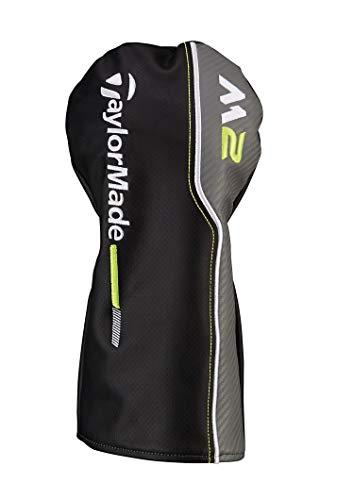 TaylorMade Golf M2 Driver 9.5 Loft Right Hand Stiff Flex, Chrome, Large