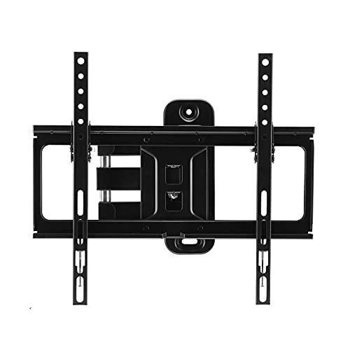 PHILIPS SQM5226/00 - Soporte de Pared Universal para televisores de 26 a 80 Pulgadas (LCD, OLED, QLED, LED y Plasma Curvado), Color Negro