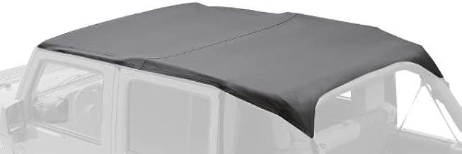 Bestop 52584-35 Black Diamond Top Header-Style Bikini Safari Version for 2010-2018 Wrangler JK Unlimited