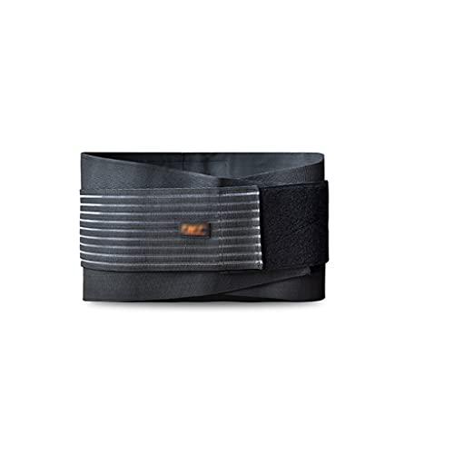 WCN Faja Lumbar Trimmer de la Cintura Entrenador de Sudor corsé Corsé Cinturón Trimmer para la pérdida de Peso Ejercicio Entrenamiento Fitness Faja (Color : A, Thesizeoflabels : Large)