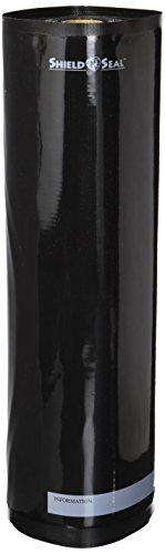 ShieldNSeal 15' x 50' All Black Vacuum Sealer Roll SNS 2300