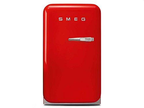 Smeg FAB5LRD Libera installazione 31L D Rosso frigorifero
