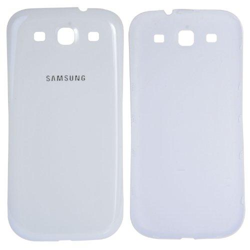 original Samsung Akkudeckel Rückdeckel Ersatzteil Oberschale Akkufachdeckel Back-Cover für Samsung S3 I9300