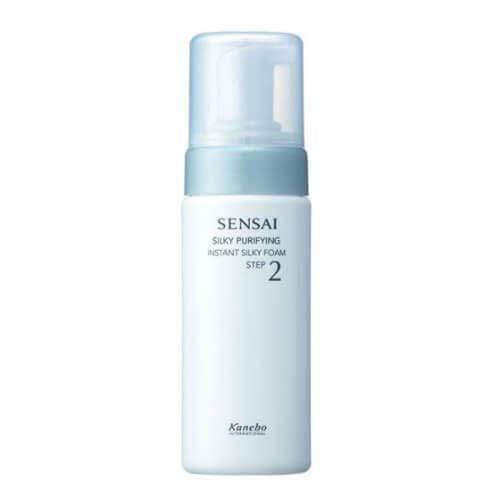 KANEBO SENSAI Silky Purifying – Espuma sedosa instantánea facial 150 ml 150 ml