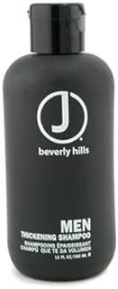 J Beverly Hills Men Thickening Shampoo, 12 Ounce