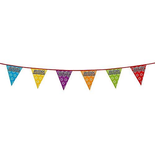 Boland - Guirlande joyeux anniversaire