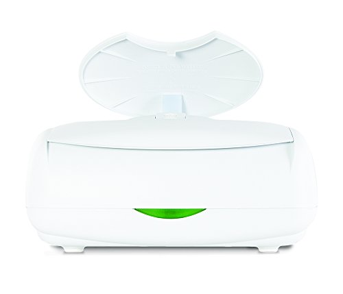 Prince Lionheart Ultimate Wipes Warmer with an Integrated Nightlight |Pop-Up Wipe Access. All Time Worldwide #1 Selling Wipes Warmer. It Comes with an everFRESH Pillow System That Prevent Dry Out.