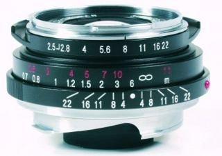 Voigtlander Color-Skopar Pan 35mm f/2.5